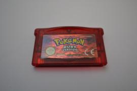 Pokemon Ruby (GBA EUR)