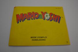 Mario & Yoshi (NES FAH MANUAL)