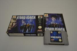 Hybrid Heaven (N64 EUR CIB)