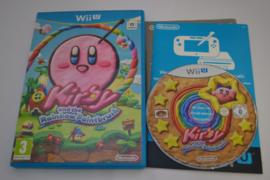 Kirby and the Rainbow Paintbrush (Wii U HOL)