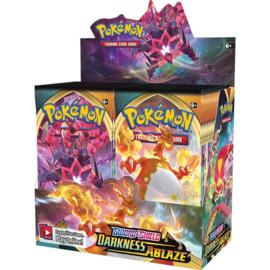 Pokémon TCG Sword & Shield: Darkness Ablaze (1x Booster)
