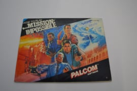 Mission Impossible (NES HOL  MANUAL)