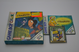 Disney's The Emperor's New Groove (GBC SCN CIB)