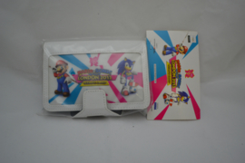 Nintendo 3DS Flip & Play Case 'Mario and Sonic at the Olympic NEW