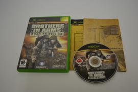 Brothers in Arms Road to Hill 30 (XBOX CIB)