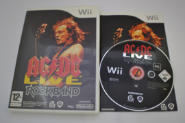 AC/DC Live Rockband (Wii HOL)