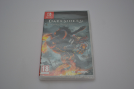 Darksiders Warmastered Edition NEW Sealed (SWITCH EUR)