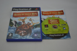 Baas in Eigen Bos - Open Season (PS2 PAL CIB)