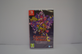 Cadence of Hyrule - Crypt of the NecroDancer Featuring Zelda SEALED (SWITCH HOL)