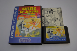 Cheese Cat-Astrophe starring Speedy Gonzales (MD CIB)