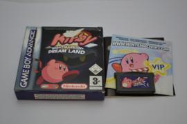 Kirby Nightmare in Dream Land (GBA NEU6 CIB)