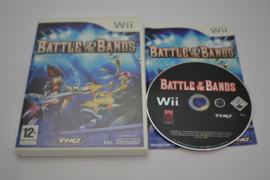 Battle of the Bands (Wii UKV CIB)
