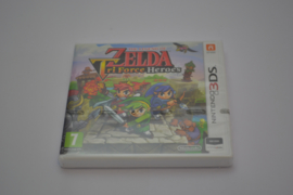 The Legend of Zelda: Tri Force Heroes (3DS HOL Sealed)