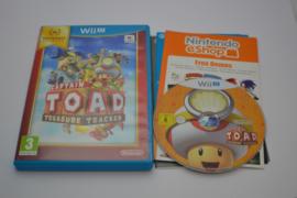 Captain Toad Treasure Tracker - Nintendo Selects (Wii U HOL CIB)
