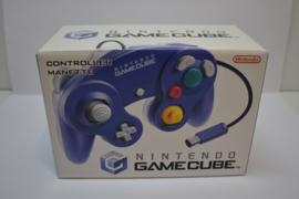 Original GameCube Controller Indigo (CIB)