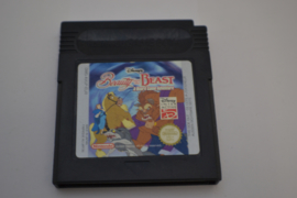 Disney's Beauty and the Beast - A Board Game Adventure (GBC EUR)