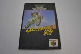Excitebike 64 (N64 NEU6 MANUAL)