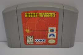 Mission: Impossible (N64 USA)