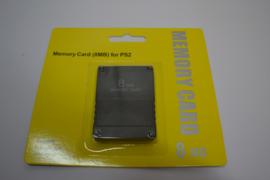 PlayStation 2 Memory Card 8MB NEW (Black)