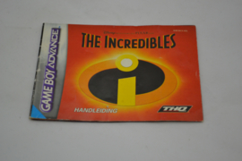 The Incredibles (GBA HOL MANUAL)