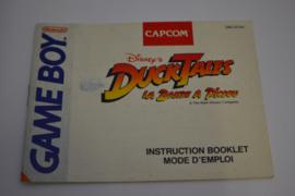 Duck Tales (GB FAH MANUAL)