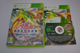 Bakugan - Defenders of the Core (360 CIB)