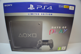 Sony PlayStation 4 Slim Days of Play Limited Edition 1TB PS4 Console