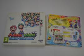 Mario & Luigi Dream Team Bros (3DS HOL)