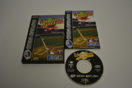 World Series Baseball (SATURN)