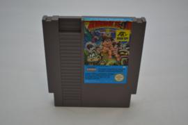 Adventure Island part II two (NES FRA)
