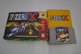 F-Zero X (N64 USA CIB)