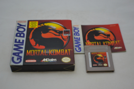 Mortal Kombat (GB USA CIB)