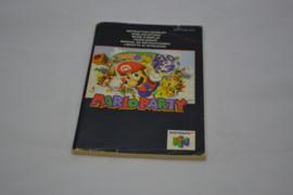 Mario Party (N64 NEU6 MANUAL)