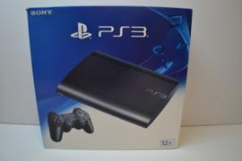 Playstation 3 Super Slim 12 gb Console Set