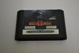 Mortal Kombat II (Megadrive)