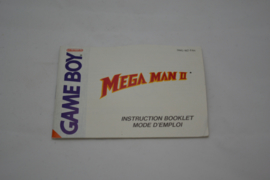 Mega MAN II (GB FAH MANUAL)