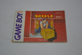 Boxxle (GB FAH MANUAL)