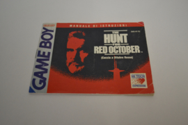 Hunt for Red October (GB ITA MANUAL)