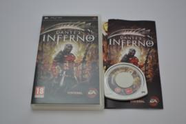 Dante's Inferno (PSP PAL CIB)