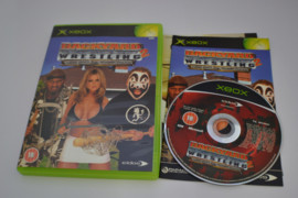 Backyard Wrestling 2: There Goes the Neighborhood (XBOX CIB)