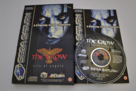 The Crow - City of Angels (SATURN PAL)