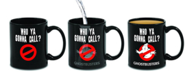 Ghostbusters Heat Reveal Ceramic Coffee Mug