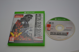 Metal Gear Solid V - Ground Zeroes + The Phantom Pain (ONE)