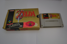 The Legend of Zelda: A Link to the Past (SNES HOL CB)