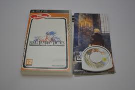 Final Fantasy Tactics  - War of Lions PSP Essentials (PSP PAL CIB)