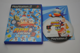 Ape Escape 3 (PS2 PAL CIB)