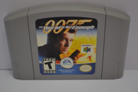 The World is not Enough (N64 USA)
