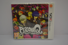 Persona Q Shadow of the Labyrinth - SEALED (3DS UKV)