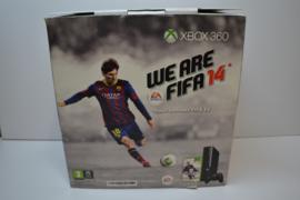 XBOX 360 E Black 250GB FIFA 14 (BOXED)