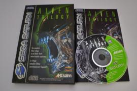 Alien Trilogy (SATURN PAL)